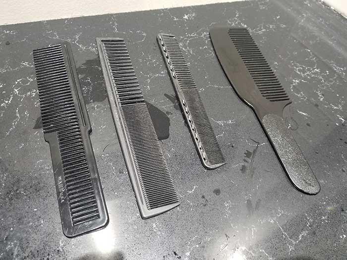 Češljevi za šišanje kose