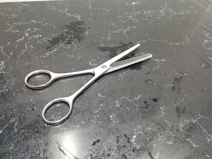Oprema za frizere Efilir makaze za tanjenje kose