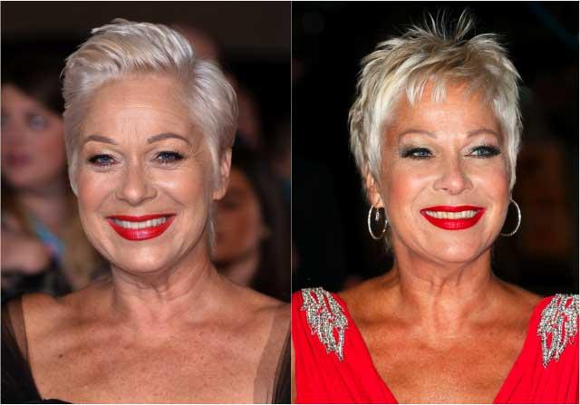 frizure za starije žene
