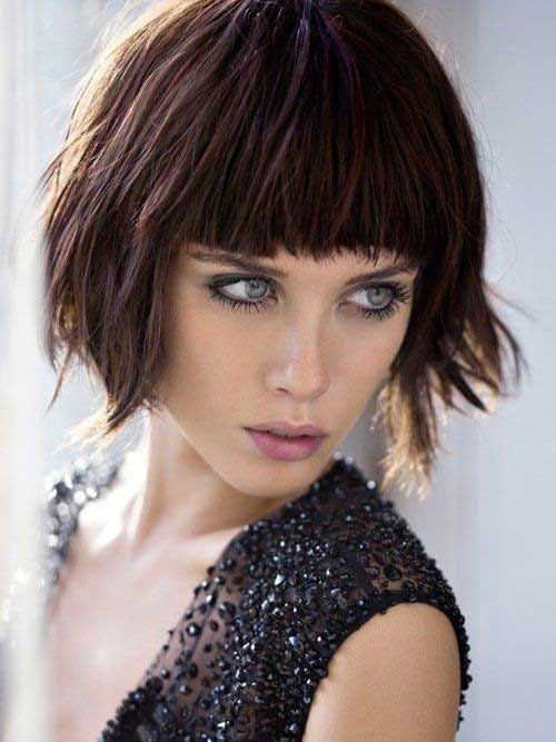Short-Bob-Hairstyles-with-Blunt-Bangs