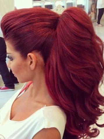crveni tonovi kose