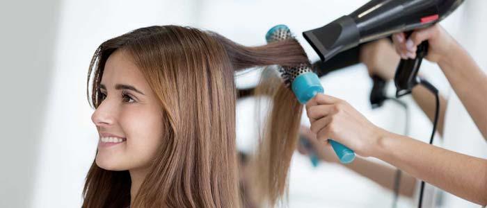 da li je feniranje kose štetno