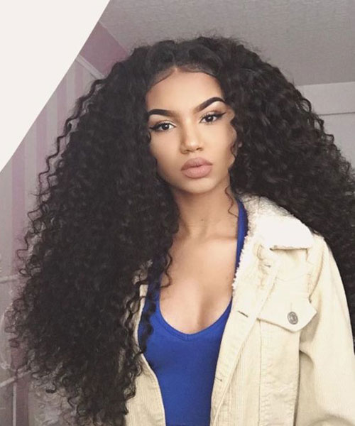 afro frizure