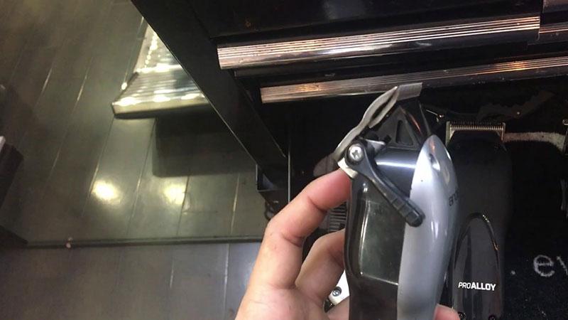muško šišanje mašinica