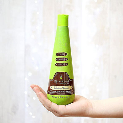 MACADAMIA Volumizing Shampoo - Šampon bez sulfata