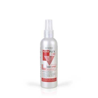 Sprej za zaštitu kose od toplote REVUELE Keraplex 3D 200ml