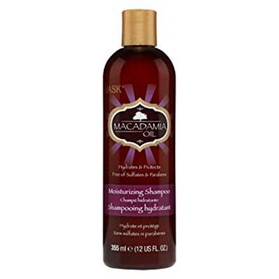 HASK Macadamia oil šampon za suvu kosu