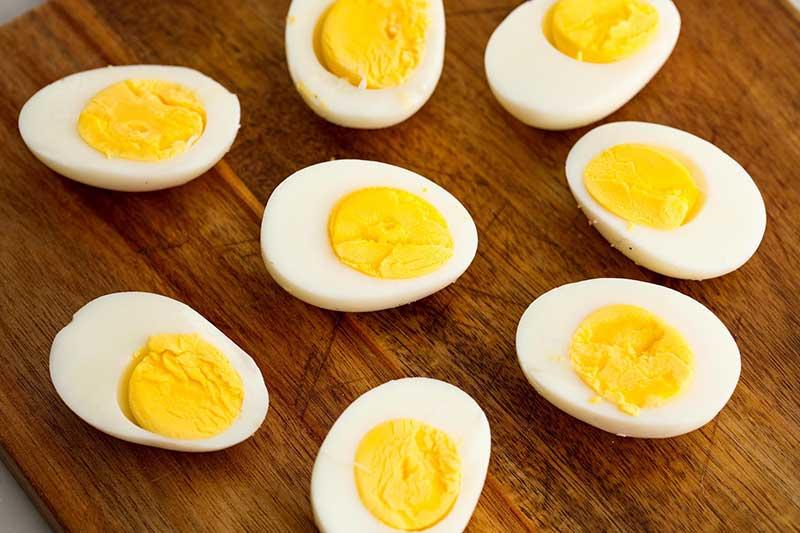 jaja - protein za kosu
