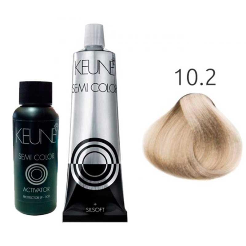 keune 10.2 boja za kosu