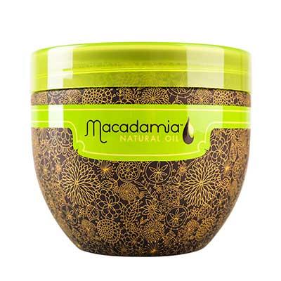 maska za obnovu kose tokom leta - macadamia
