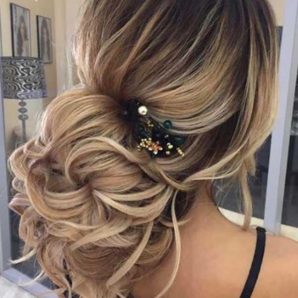 nadogradnja kose za svečane prilike