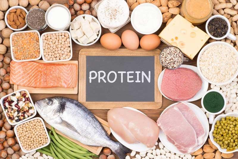 proteini zdrava ishrana za kosu