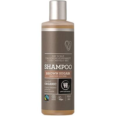 urtekram šampon sa smeđim šećerom