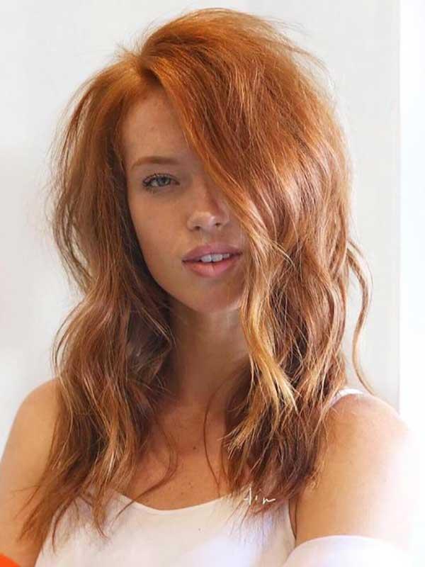 duga kosa - šiške duže u stranu