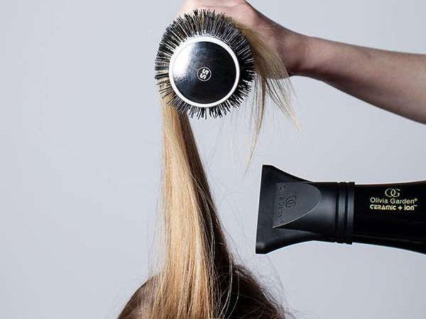 Velika četka za kosu