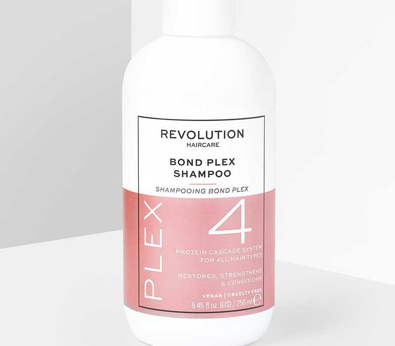 REVOLUTION HAIRCARE Plex 4 Bond šampon bez parabena i sulfata