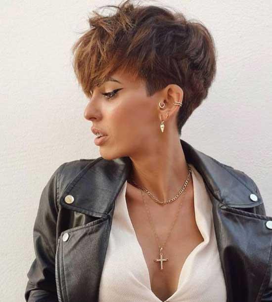 kratka ženska bob frizura