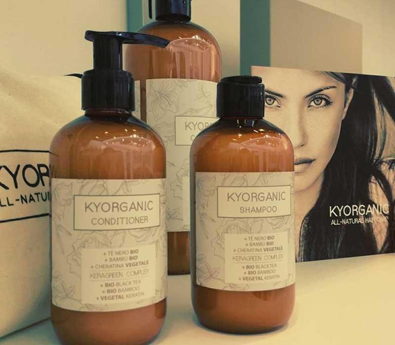 KYO Kyorganic - Šampon bez parabena i sulfata