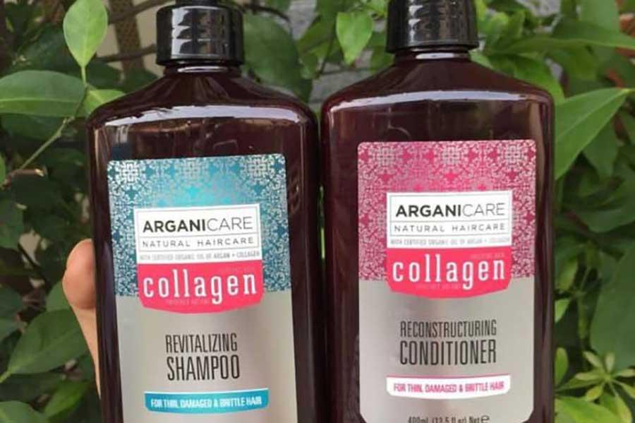 ArganiCare - Šampon za kosu sa kolagenom