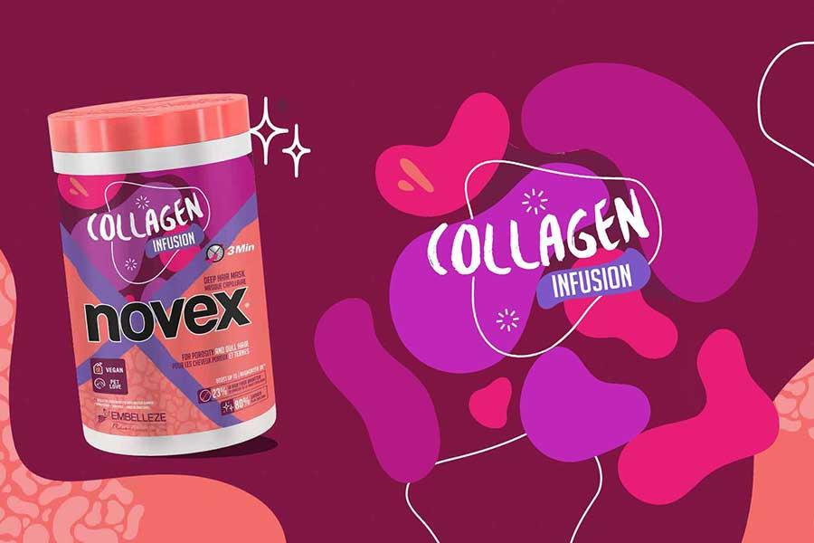 novex kolagen sampon